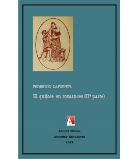 Historia del ingenioso hidalgo don Quijote de la Mancha, en romances (vol. II) (EPUB)