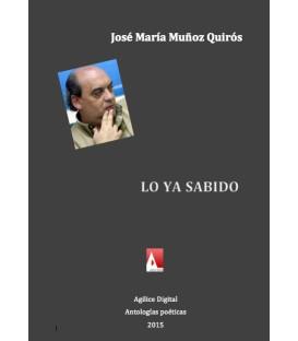 Lo ya sabido (Antología) EPUB
