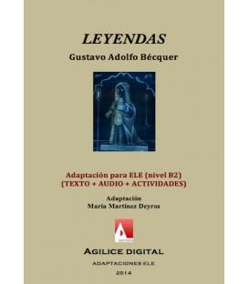 Leyendas (EPUB + AUDIO + ACTIVIDADES ELE)