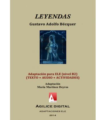 Leyendas (EPUB + AUDIO + ACTIVIDADES)