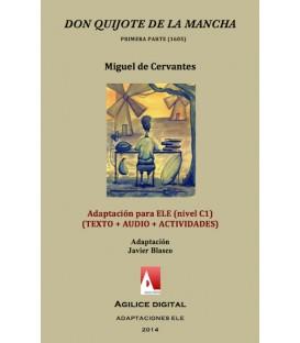 El ingenioso hidalgo don Quijote de la Mancha (EPUB + AUDIO + ACTIVIDADES ELE)