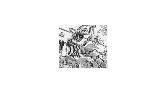 Los Huesos de Cervantes