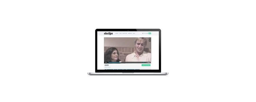 ELECLIPS: Plataforma online para profesores y alumnos